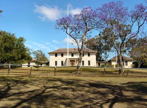 Old Government House, Parramatta